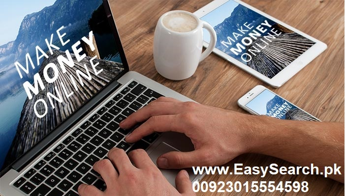 Make Money Online at Home – EasySearch.pk